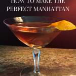 how to make this Manhattan