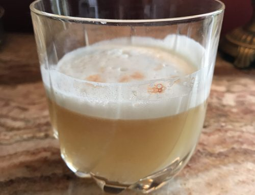 Classic Cocktail: How to Make a Whiskey Sour