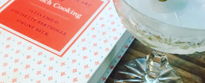 make cooking less tedious cookbook with cocktail
