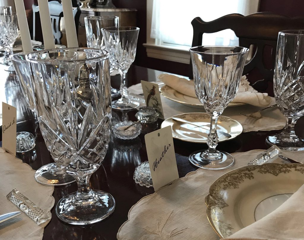 extra table setting items