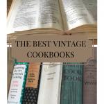 vintage cookbooks you need